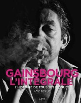 Image de Gainsbourg, L'Intégrale - Loïc Pic