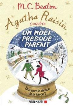 Image de Agatha Raisin enquête 18 - Un Noël presque parfait - MC BEATON, Françoise Du Sorbier