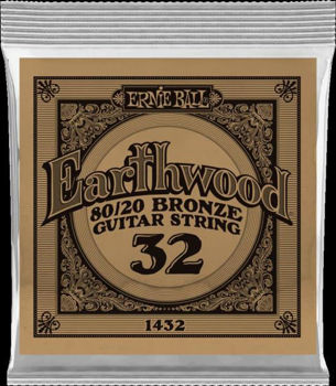 Picture of CORDE Guitare Folk Bronze ERNIE BALL 032 Earthwood