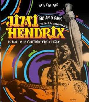 Image de Jimi Hendrix - Gillian Gaar