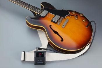 Picture of Système Sans Fil BOSS Guitare & Basse WL-60 EXP Simulation Câble Pedalboard Piles