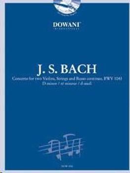 Picture of BACH CONCERTO BWV 1043 pour 2 VIOLONS  +CDgratuit