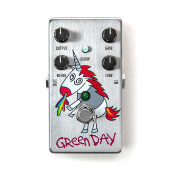 Picture of Pedale Effet Edition Limitée GREEN DAY Dookie Drive Unicorn