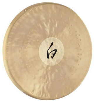 """Picture of GONG SONIC ENERGY White 14.5"""" + Mailloche"""
