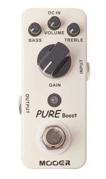 Picture of Pedale Effet BOOST MOOER PURE BOOST