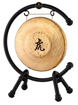 Picture of SUPPORT GONG MEDIUM 38CM NOIR