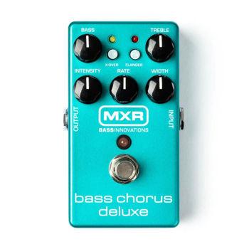 Image de Pedale Effet BASSE CHORUS MXR bass chorus deluxe