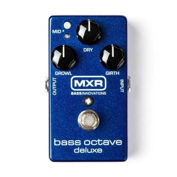 Image de Pedale Effet BASSE OCTAVER MXR bass octave deluxe