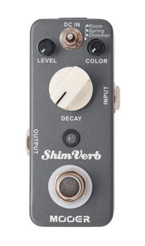 Picture of Pedale Effet REVERB MOOER SHIMVERB 3 modes