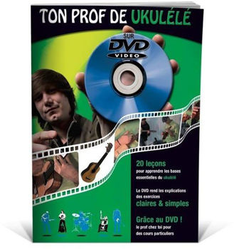 Picture of TON PROF UKULELE + DVDgratuit