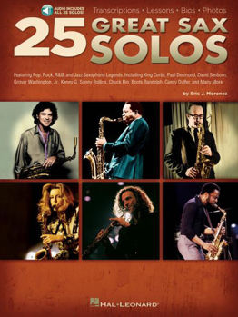 Picture of 25 GREAT SAX SOLOS +CDgratuit