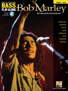 Picture of BASS PLAY ALONG VOL35 BOB MARLEY Tablatures +CDgratuit