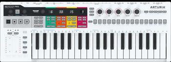 Picture of Controleur Sequenceur ARTURIA 37 Notes KEYSTEP PRO (keystep + beatstep pro)