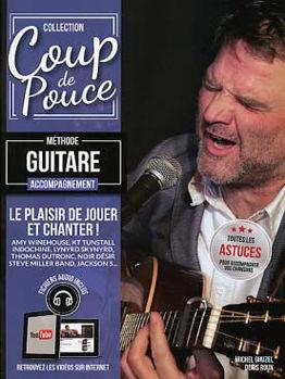 Picture of Coup de Pouce GUITARE Accompagnement Methode +Fichiers audio inclus