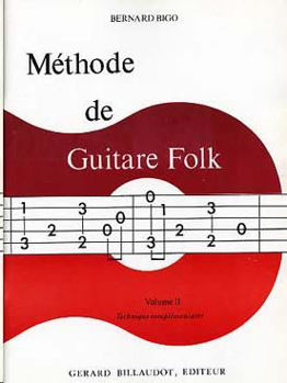 Picture of BIGO B. GUITARE FOLK V2 Methode Tablature