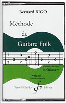 Picture of BIGO B. GUITARE FOLK V1 Methode Tablature