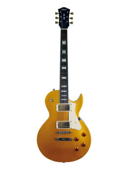 Picture of Guitare Electrique CORT CR200 Gold Top