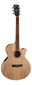 Picture of Guitare Folk Electro acoustique Cort SFX-ABOP Frene Naturel