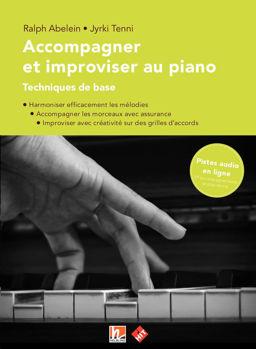Picture of ACCOMPAGNER ET IMPROVISER AU PIANO + Pistes audio en ligne Piano