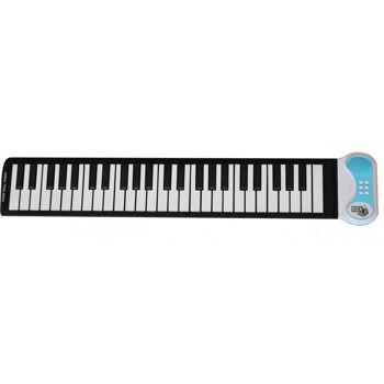Picture of PIANO DEROULANT Electronique 49 Touches (sur piles)
