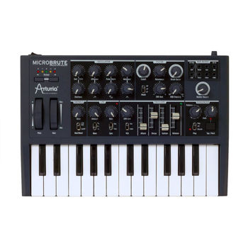 Picture of Synthetiseur Analogique ARTURIA Microbrute 25 touches
