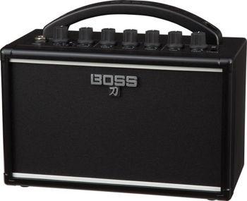 Picture of Amplificateur Guitare Electrique BOSS KATANA Mini 7 Watts (adaptateur vendu séparément) sur piles
