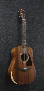 Image de Guitare Folk Acoustique IBANEZ Serie ARTWOOD AW54 Junior Acajou Open Pore +Housse