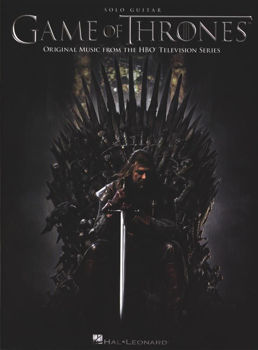 Image de GAME OF THRONES GUITARE SOLO Guitare