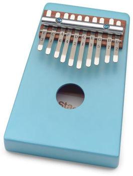 Picture of Kalimba Enfant STAGG 10 Keys Bleu