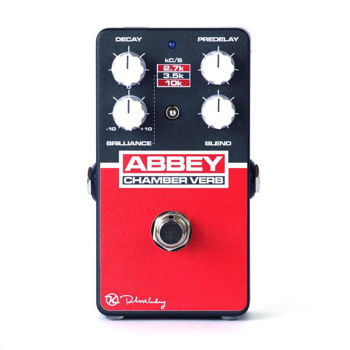 Picture of Pedale Effet KEELEY Abbey Chamber Verb