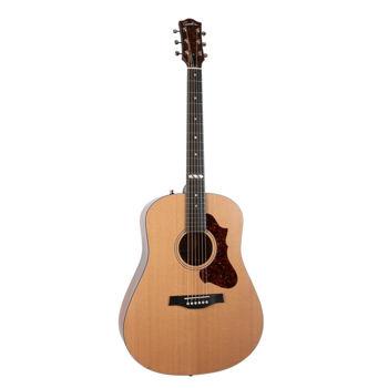 Image de Guitare Folk Electro Acoustique GODIN METROPOLIS Natural Acajou / Cedar EQ +Etui TRIC