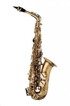 Picture of Saxophone Alto Mib STAGG + Etui Pavillon Laiton