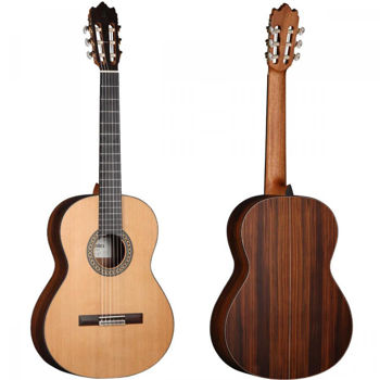 Picture of Guitare Classique 4/4 ALHAMBRA 4P Open Pore