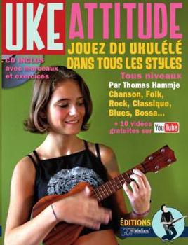 Picture of METHODE UKE ATTITUDE +CDgratuit Méthode Ukulélé