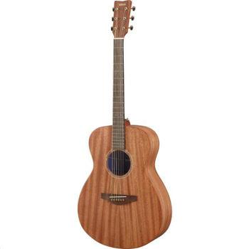 Image de Guitare Folk Electro Acoustique Passive YAMAHA STORIA II Acajou Satinée