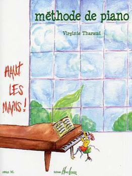 Image de THARAUD HAUT LES MAINS METHODE PIANO