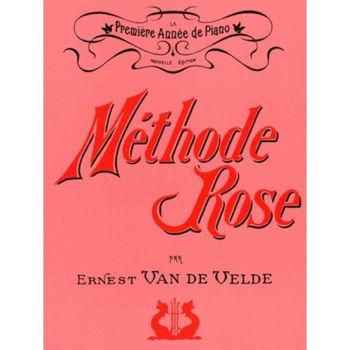 Picture of VAN DE VELDE METHODE ROSE TRADITIONNELLE Piano