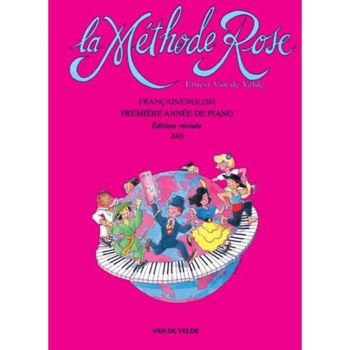 Picture of VAN DE VELDE METHODE ROSE NVELLE VERS Piano