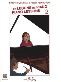Image de QUONIAM LECONS DE PIANO VOL2