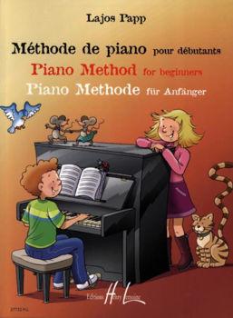 Image de PAPP METHODE DE PIANO DEBUTANT Piano