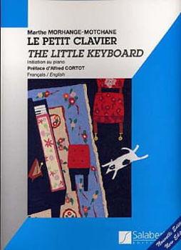 Image de MORHANGE LE PETIT CLAVIER NOUVELLE EDITION Piano