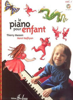 Image de MASSON/NAFILYAN Piano PR ENFANT V1
