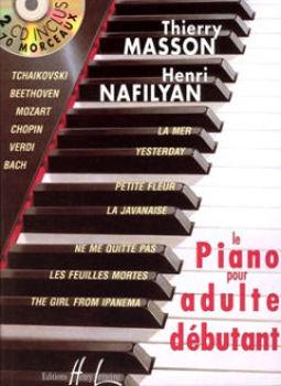 Picture of MASSON/NAFILYAN Piano ADULTE DEBUTANT+2CD gratuits