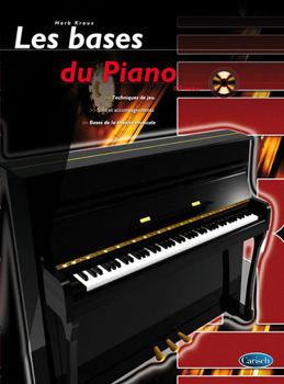Image de LES BASES DU PIANO H. KRAUS +CDgratuit