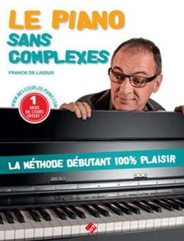 Picture of LE PIANO SANS COMPLEXES F. DE LASSUS Méthode Piano