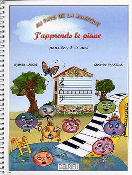 Image de LASKRI J'APPRENDS LE Piano