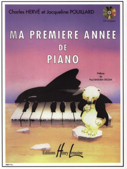 Image de HERVE POUILLARD MA 1ERE ANNEE DE Piano