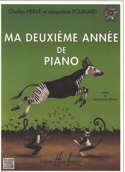 Image de HERVE POUILLARD MA 2EME ANNEE DE Piano