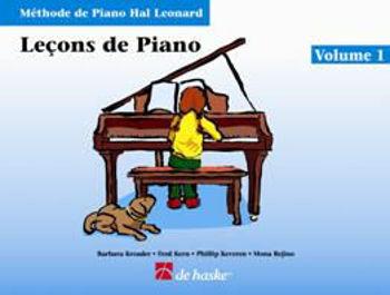 Image de HAL LEONARD LECONS PIANO V1