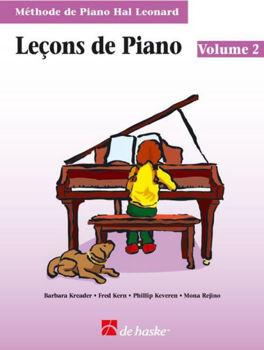 Image de HAL LEONARD LECONS DE PIANO V2 Piano +CDgratuit